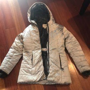 Lands end girls winter coat